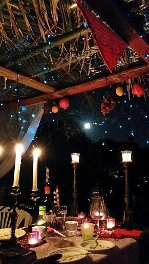 sukkah lights